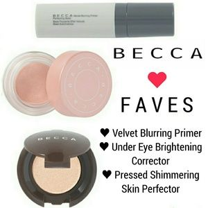 Becca Must Have Faves